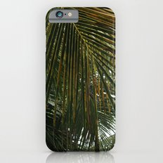 palm leaves iPhone 6s Slim Case
