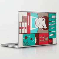 dexter Laptop & iPad Skins featuring Dexter by Josè Sala