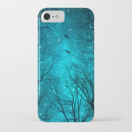 Stars Can't Shine Without Darkness iPhone Case