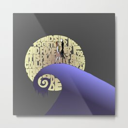 now and forever Metal Print