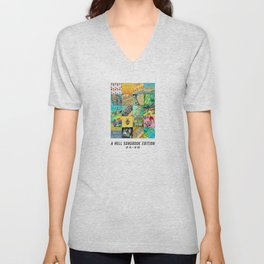 Hell Songbook Edition Complete # 41-60 Unisex V-Neck