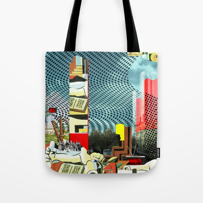 Floating friday Tote Bag