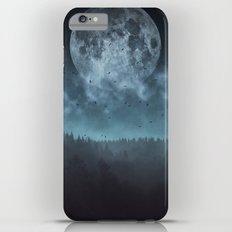 Moon over Trees iPhone 6s Plus Slim Case