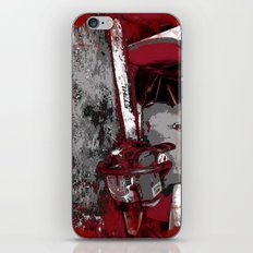 The Secret in the Shed iPhone & iPod Skin