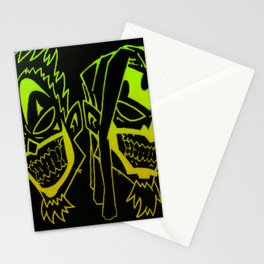 Icp heads Stationery Cards