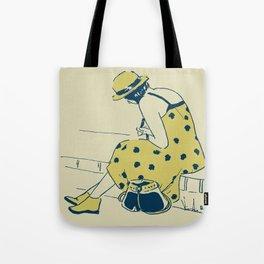 Bee Dress Tote Bag