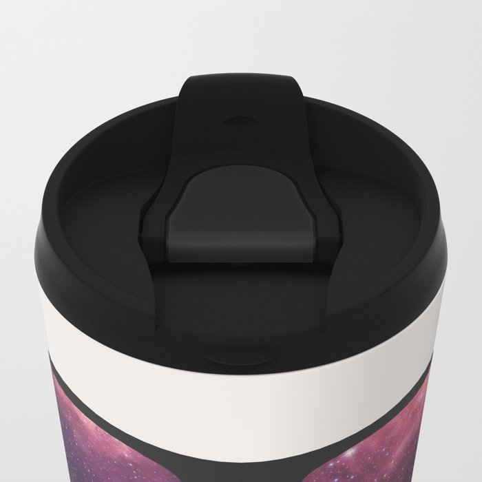 Expand Your Horizon Metal Travel Mug