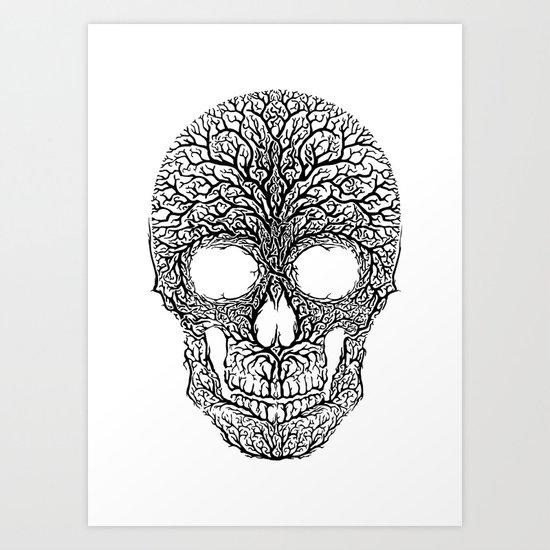 Anthropomorph Art Print