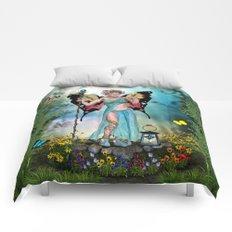 Awakening Summer Comforters