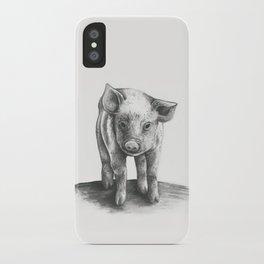 Lost Piggy iPhone Case