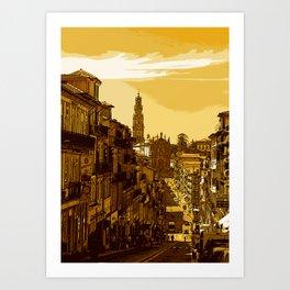 oporto Art Print