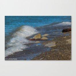 Fort Niagara Beach  Canvas Print