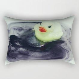 Ink Duck Rectangular Pillow