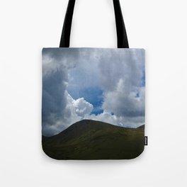 Mount Snowdown Tote Bag