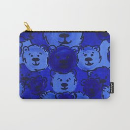 A Group of Bluebearies is Called a Bowl.. Carry-All Pouch