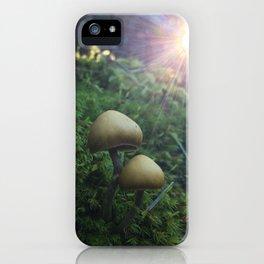 Forest Magic iPhone Case