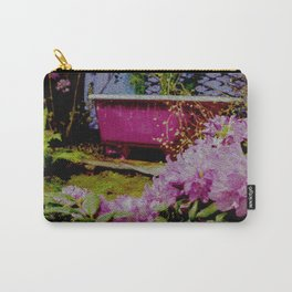 Pink Bathtub Carry-All Pouch