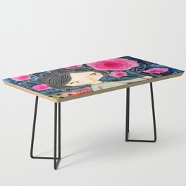 Quilted Princess Coffee Table