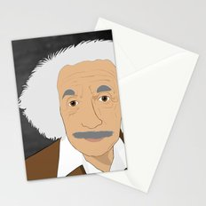 Einstein Stationery Cards