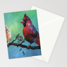Interruptions Stationery Cards