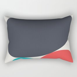 Abstract No.7 Rectangular Pillow