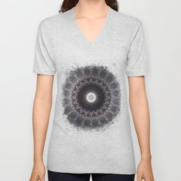 Suki (Space Mandala) Unisex V-Neck