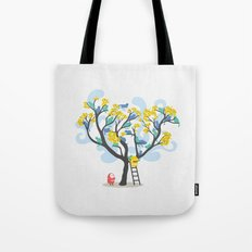 Crazy cat lady needs help Tote Bag