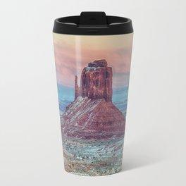 MONUMENT VALLEY AT SUNSET Travel Mug
