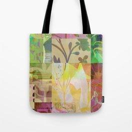 Perennials at Dusk Tote Bag