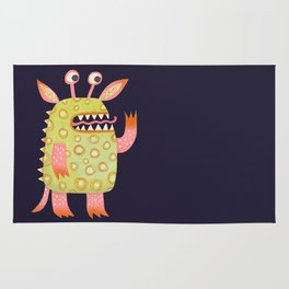 Monster Rufus Rug
