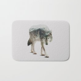 Winter Hunter Bath Mat
