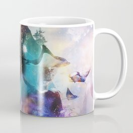 Tripping out at Rays Point Coffee Mug