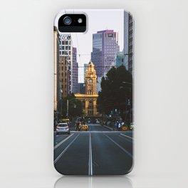 Always Melbourne iPhone Case