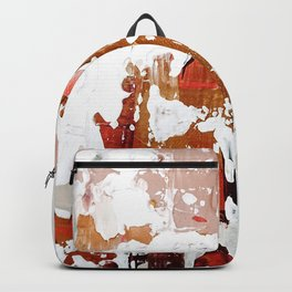 Blush Abstract 03 Backpack