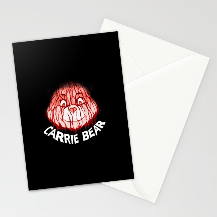 Carrie Bear Stationery Cards