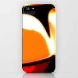 Erotica - 5 - Panties iPhone Case