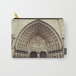 Notre-Dame de Paris Carry-All Pouch