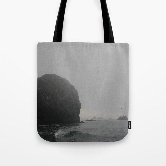 Ominous Tides Tote Bag