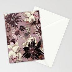 Flora Fauna (Pattern) Stationery Cards
