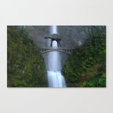 Let Nothing Stand in Our Way Canvas Print