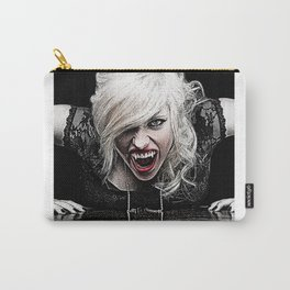 Sexy Female Vampire Carry-All Pouch