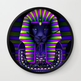 KING Vibez Wall Clock