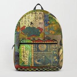 Speak, See, Hear no Evil Backpack