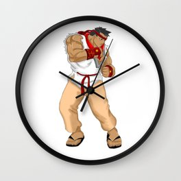 Street Fighter Andres Bonifacio Wall Clock