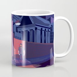 Federal City Lonely in the Night Coffee Mug