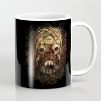 tomb raider Mugs featuring Tusken Raider by Sirenphotos