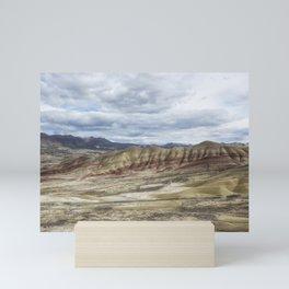 Heaven at Painted Hills Mini Art Print