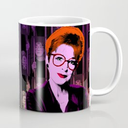 Soap Queens - Deirdre Barlow Coronation Street Coffee Mug