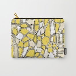 BROKEN POP lemon Carry-All Pouch