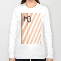 shadow Long Sleeve T-shirts featuring Shadow by Maite Pons